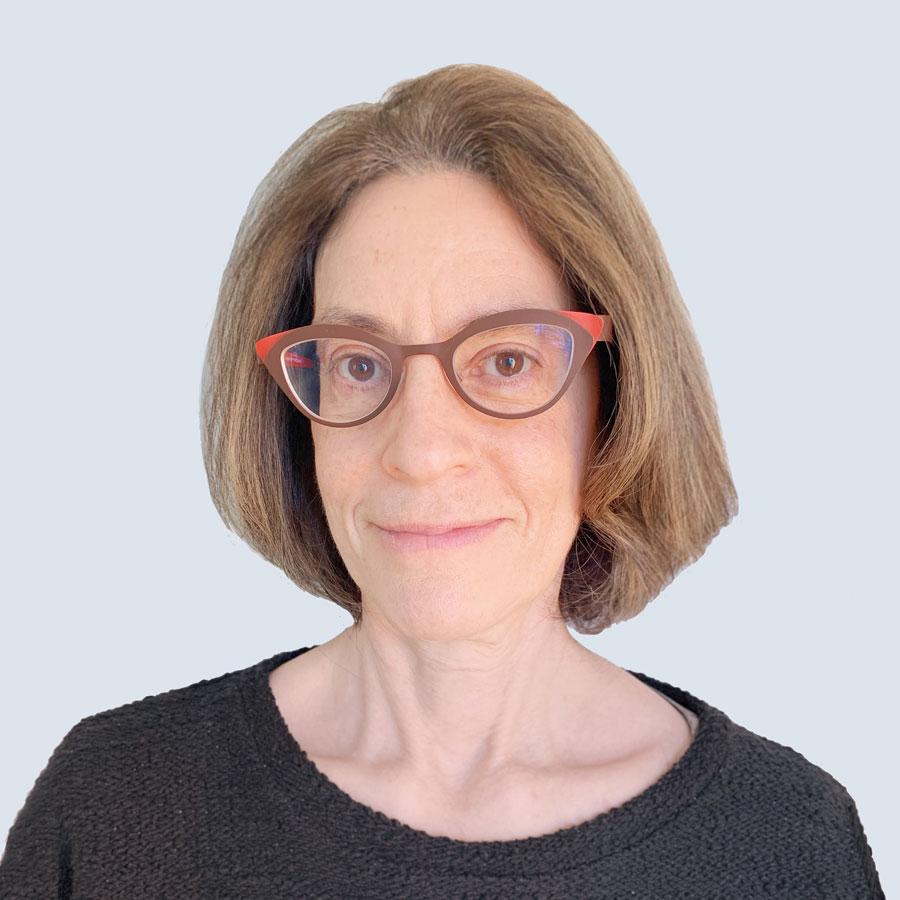Frances Harrison
